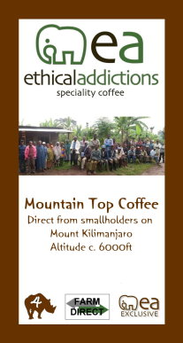 Ethical Addictions at The Kiosk: Great Coffee, Great Story