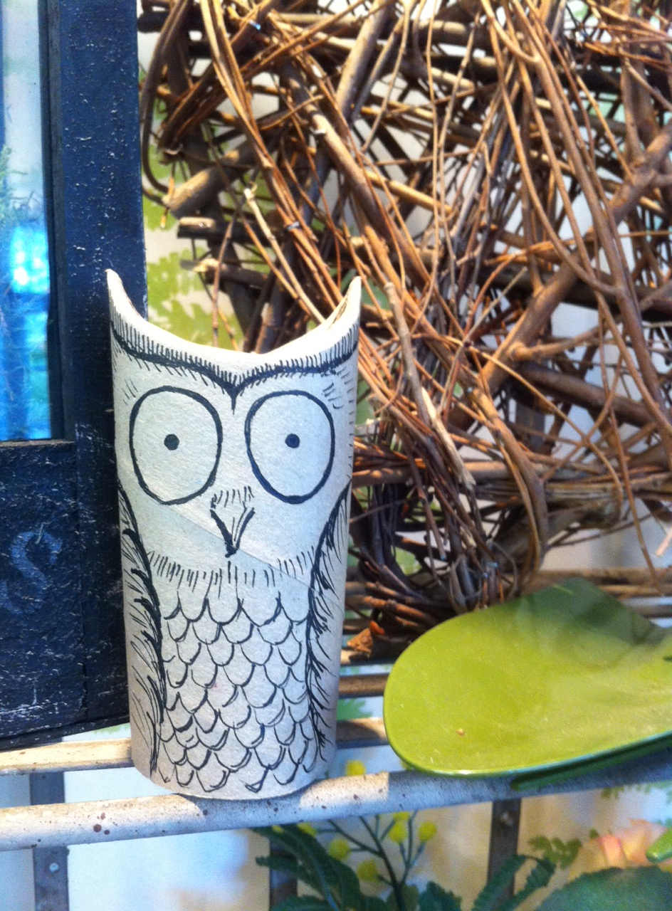 OWL TOILET ROLL2