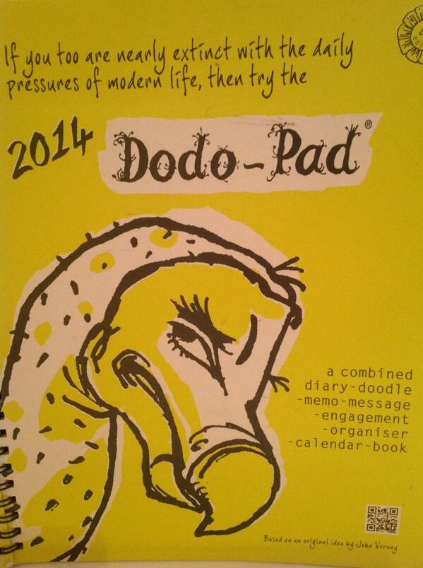 The famous Dodo-Pad