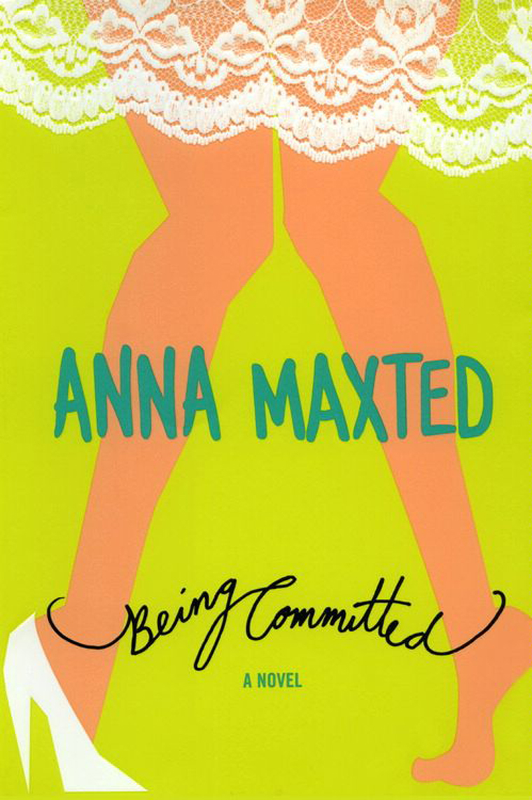 "<p style=""text-align:center""><span style=""font-size:0.8em;color:#777"">October Book Club Supper Club</span><br><b><i>Being Committed</i></b><br>Anna Maxted</p>"
