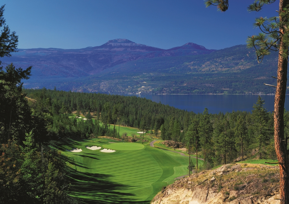 Photo Credit: Predator Ridge Golf Course  Kelowna, B.C.