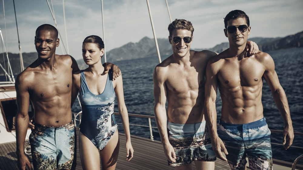NEW BRAND ALERT:ORLEBAR BROWN LANDS AT TEMPLE MUSE