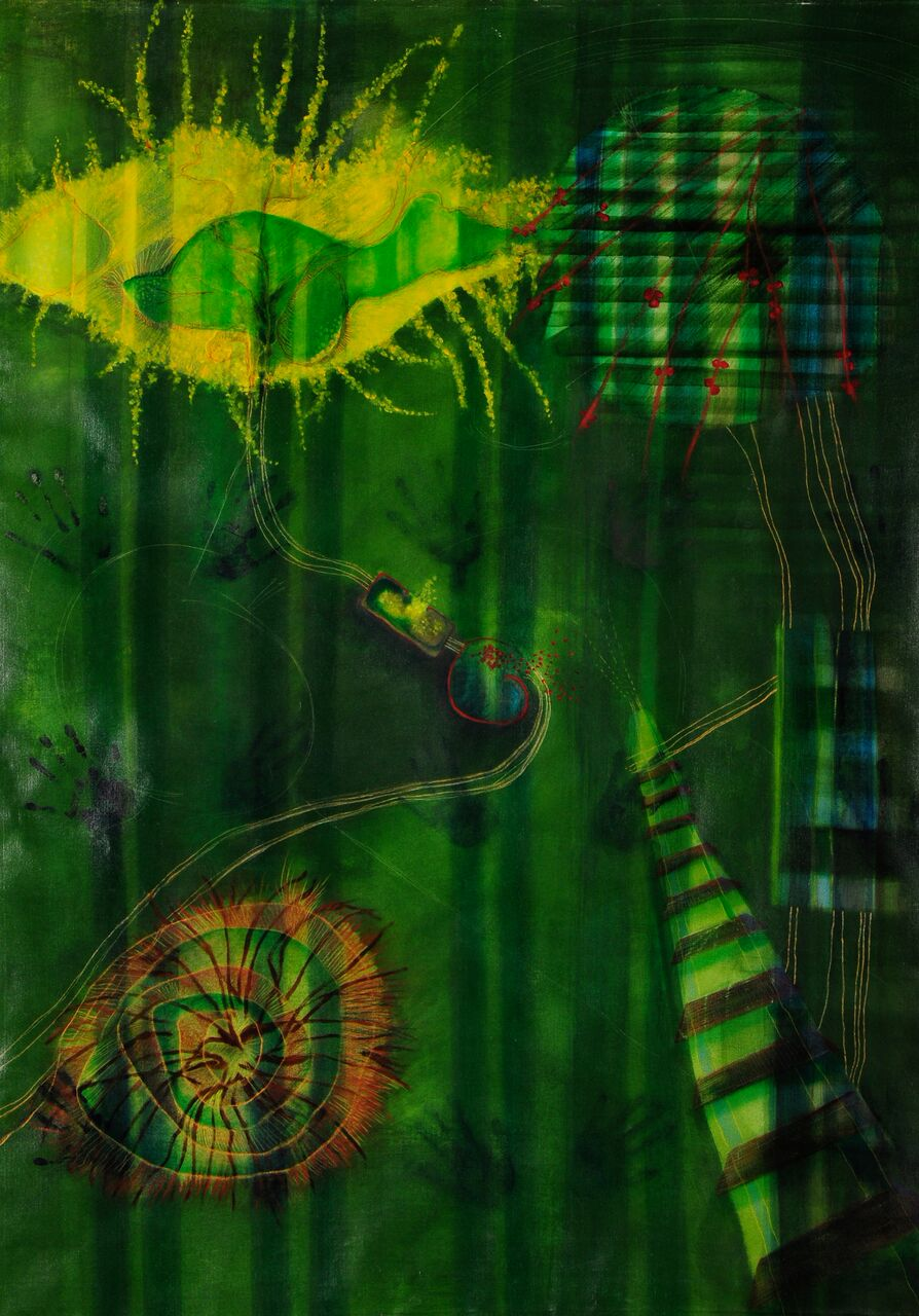 Predominantly Green by Obi Okigbo