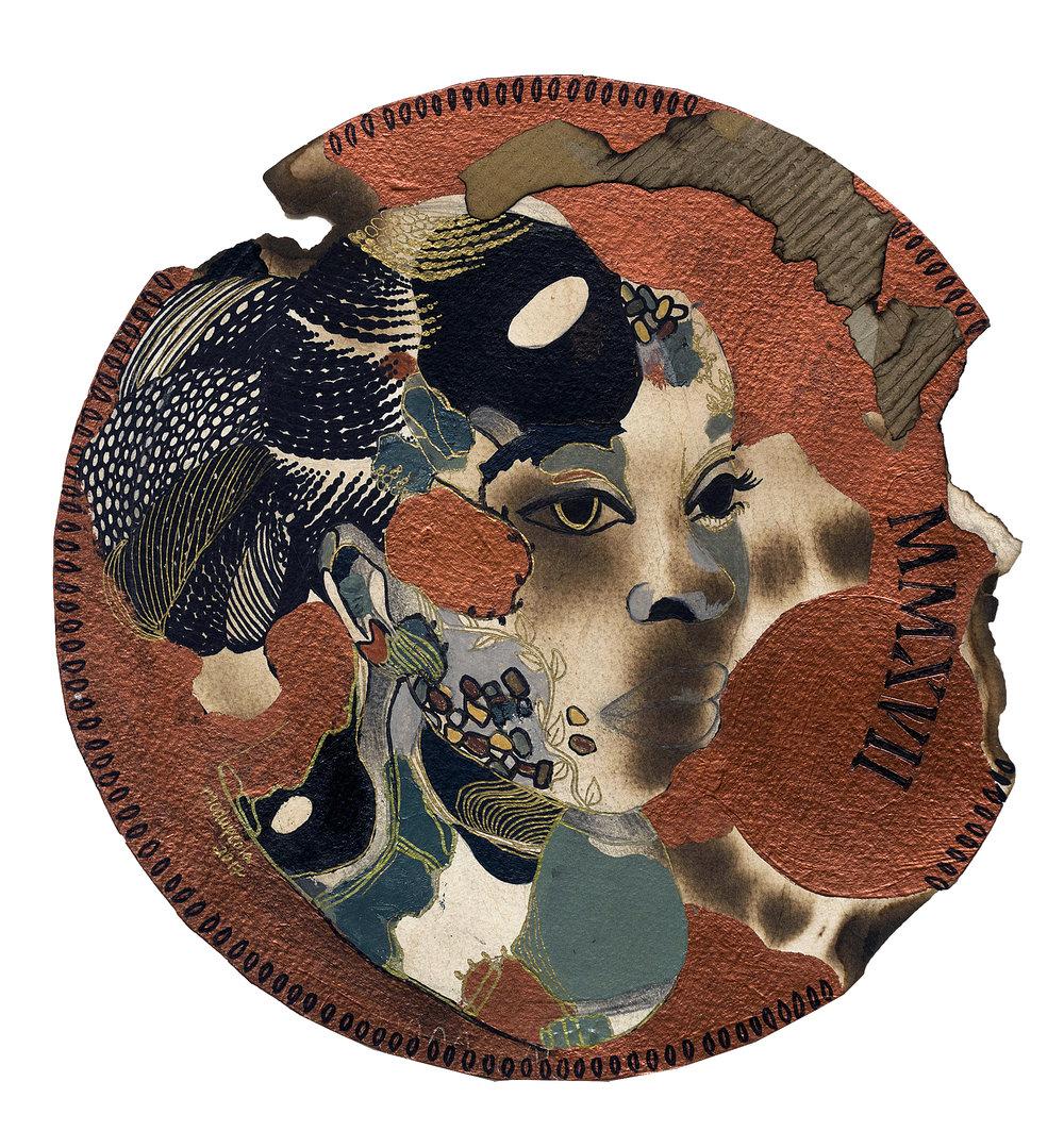 At Face Value VII by Modupeola Fadugba
