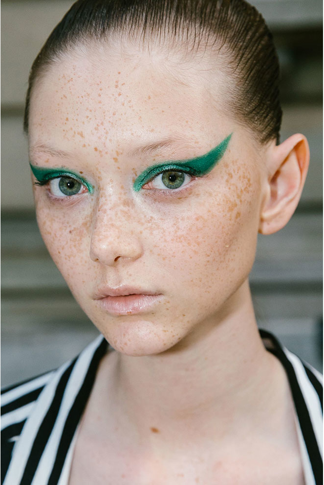 The  Valentino  natural wild cat eyes