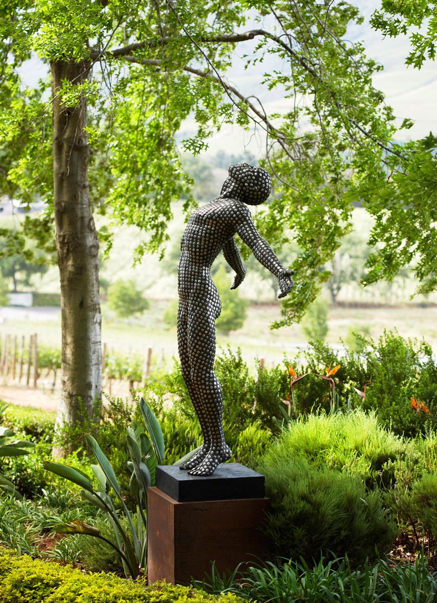 Faith, Sculpture, Anton Smit