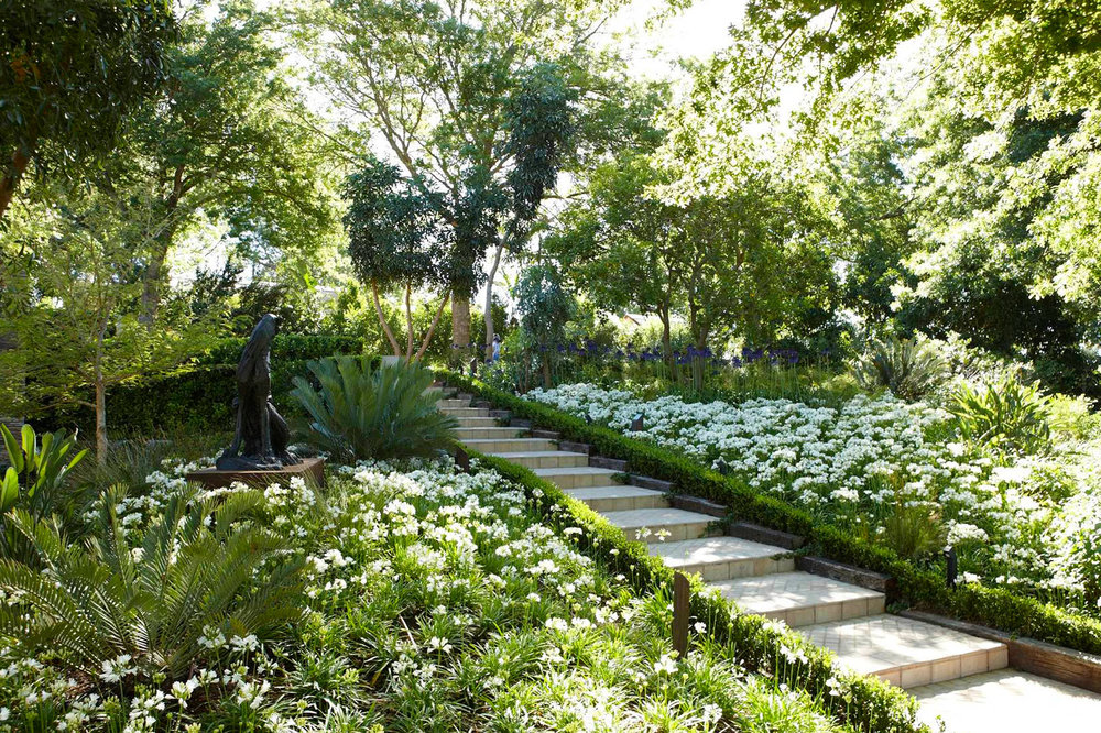 Art in the botanical Garden