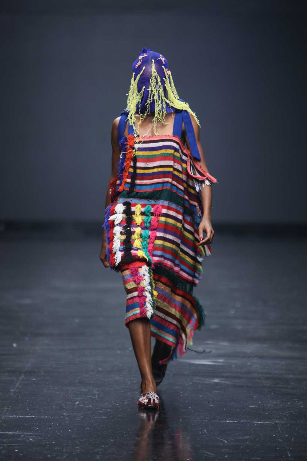 TRIBAL FRINGING - IAMISGOHere, there and everywhere - the fringe trend is back and its had a tribal makeover. What better way to enhance your shaku shaku or gwara gwara when shaking your hips this season.