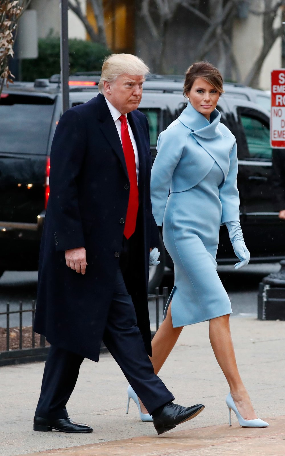 Melania Trump is a Slovene-born American former fashion model and the First Lady of the United States, the wife of the 45th U.S. president Donald Trump. Trump is involved with a number of charities, including the Martha Graham Dance Company, the Boys Club of New York, the American Red Cross, Make A Wish Foundation, and the Police Athletic League.