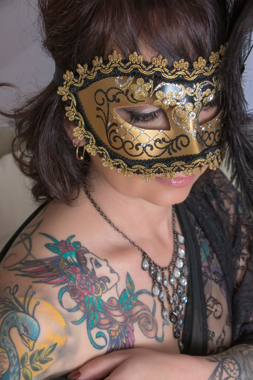 masquerade mask photo