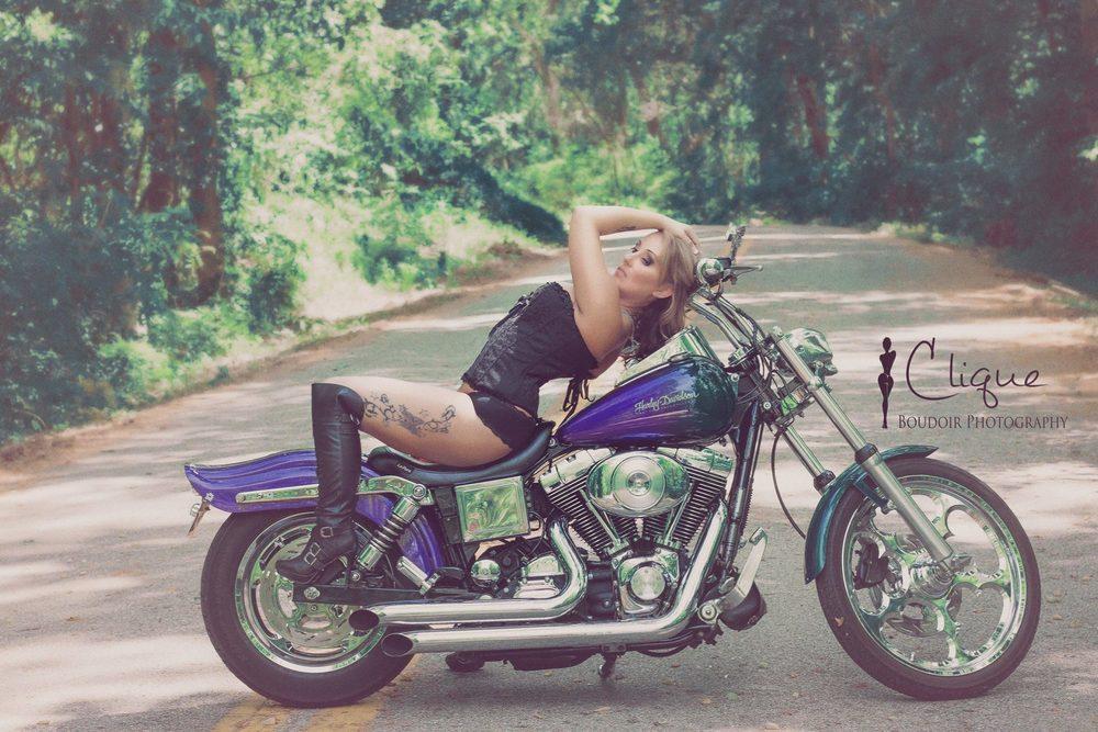 Boudoir Harley