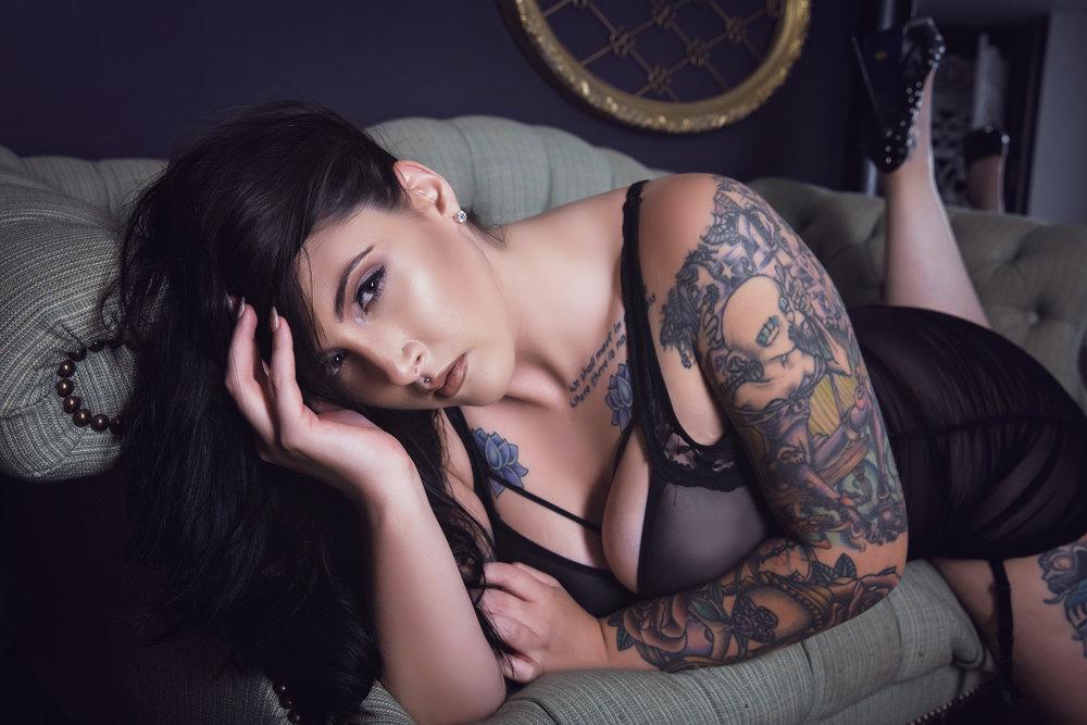boudoir tattoos