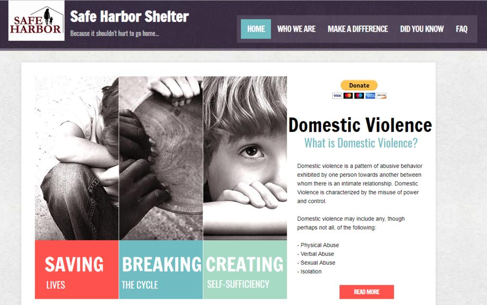 #GIVEBACKGIVEAWAY - Benefiting Safe Harbor Shelter Calvert County