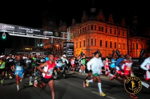 Comrades Marathon Starting Line