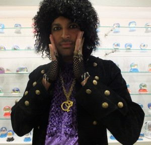 Mobile Product Manager, Ajay Waghray, earned the award for best individual costume for his interpretation of Prince