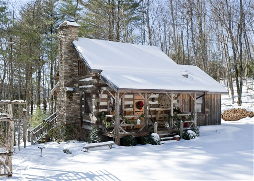 Cozy Cabins Perfect For A Winter Retreat Homeaway Blog