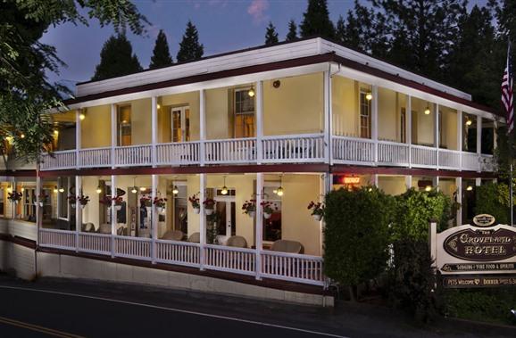 B&B Groveland Hotel