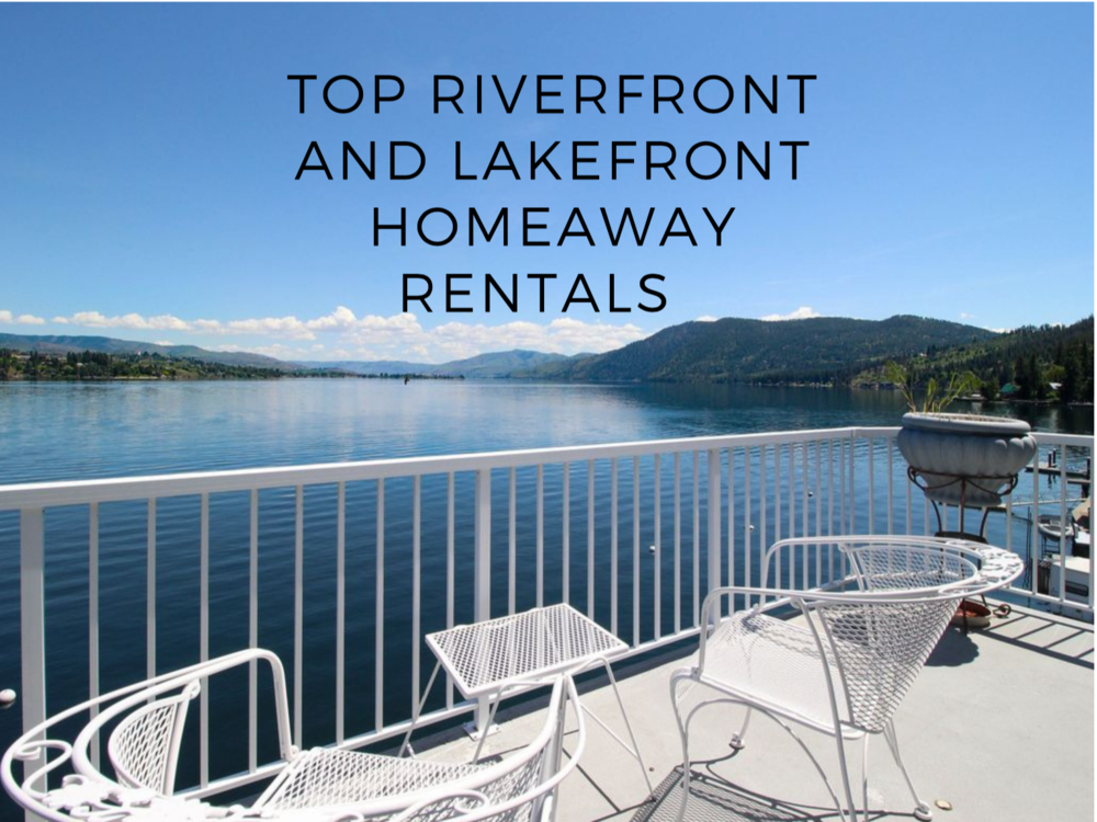 HomeAway Riverfront and Lakefront