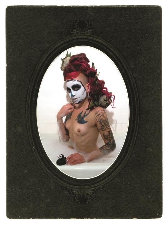 """Karen Hsiao, 'Dead Duck', Photographic Print, """"3.5 x 5"""""""