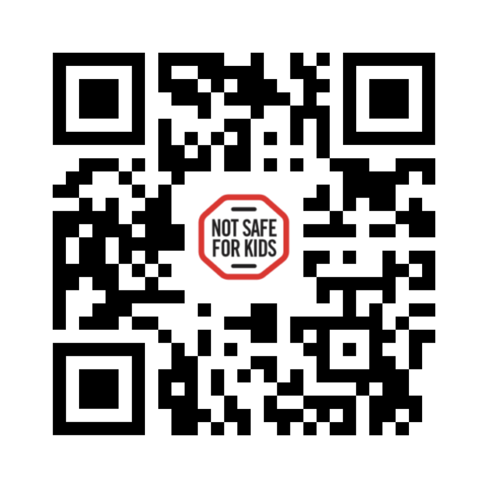 YOUR PERSONAL RECREATIONAL USE QR-CODE