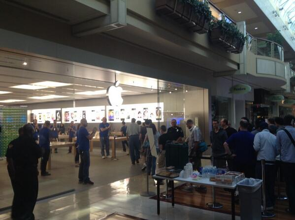 iPhone 5s Launch