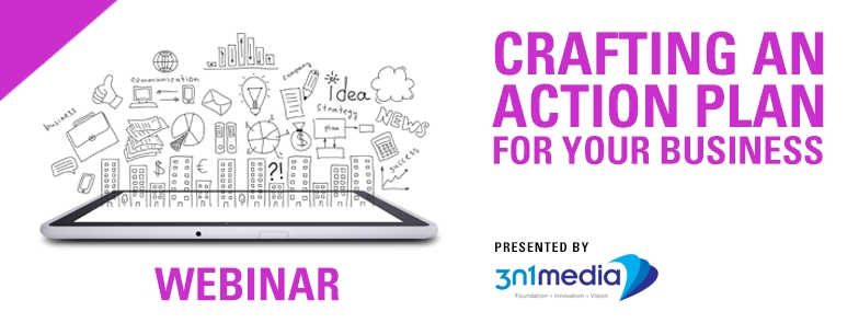 Crafting an action plan for business - Webinar