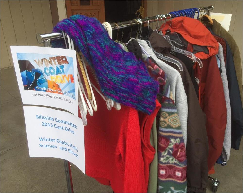 2015 Winter Coat Drive