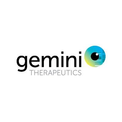 occam places chief business officer at gemini therapeutics occam