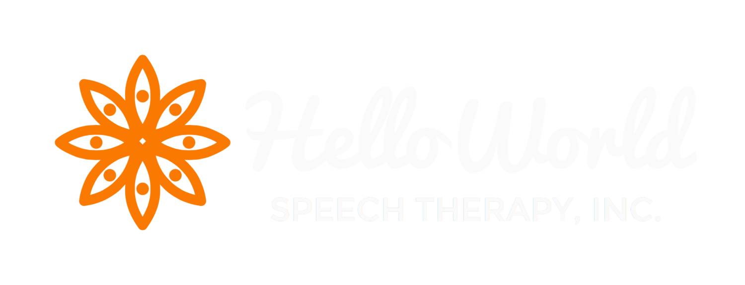 Hello World Speech Therapy, Inc.