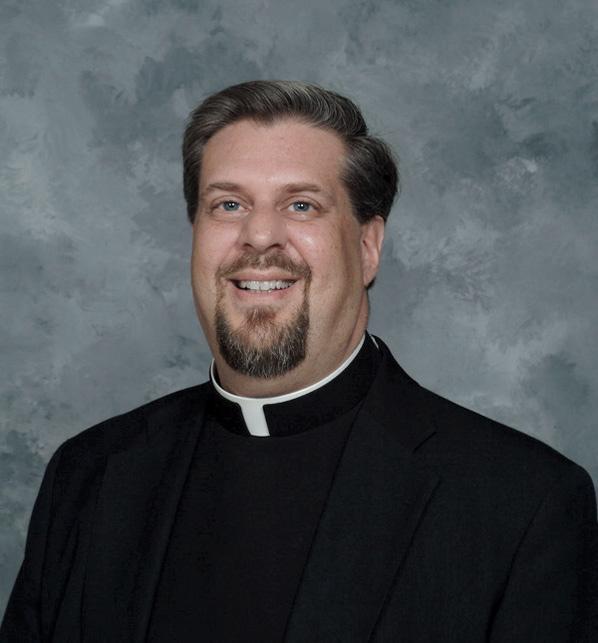 Father James P. Schmitz, Pastor
