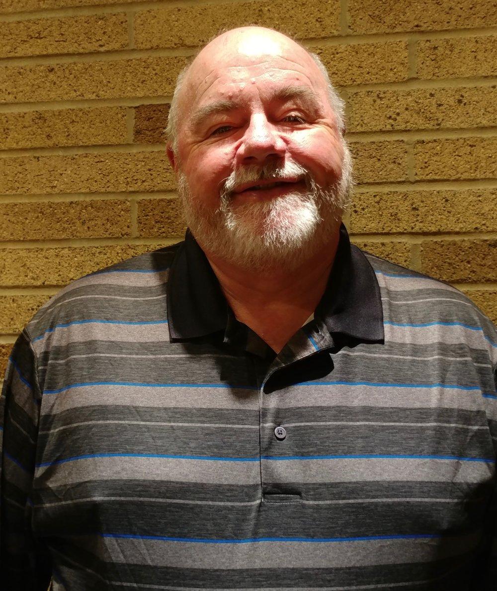Deacon Patrick Berigan