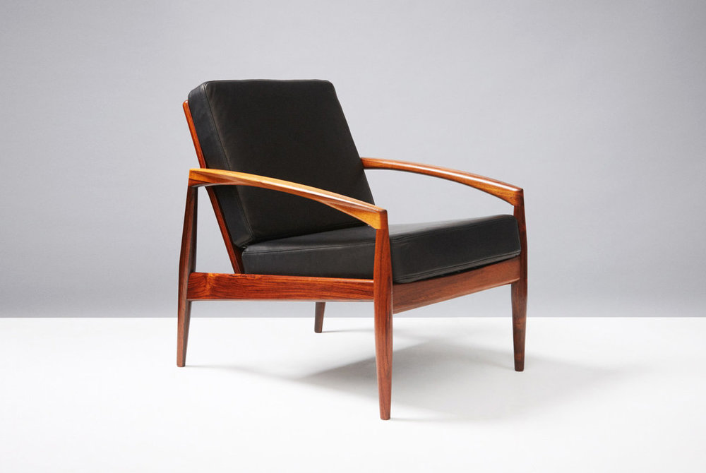 Kai Kristiansen  Paper Knife Chair, Rosewood