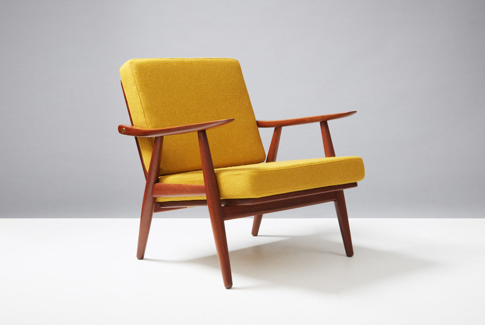 Hans Wegner  GE-270 Chair, Teak