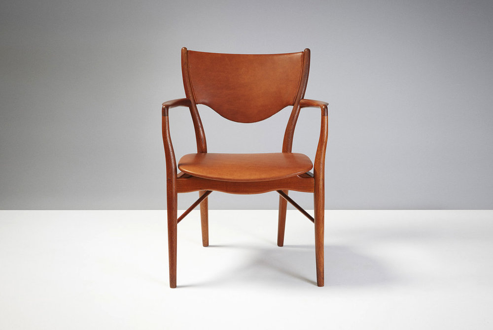 Finn Juhl  BO-72 Chair, Teak
