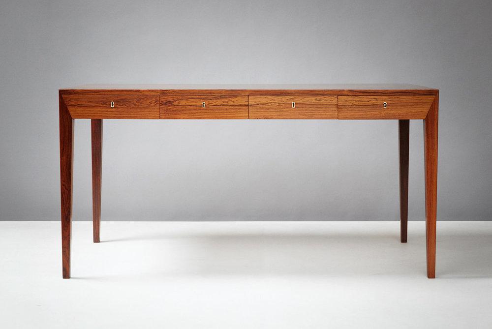 Severin Hansen  Desk, Rosewood