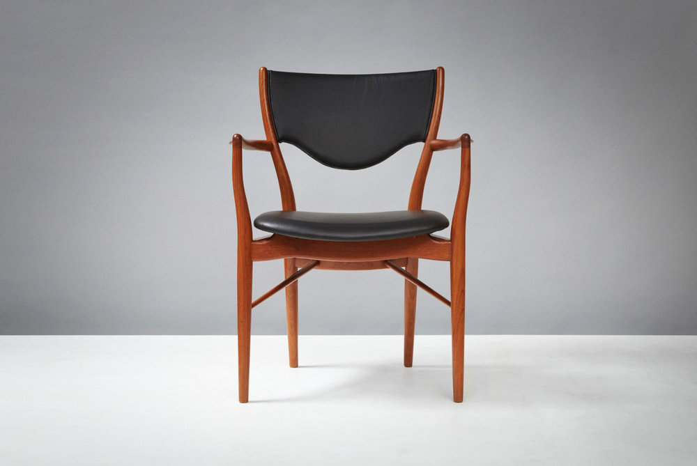 Finn Juhl  BO-76 Chair, Teak