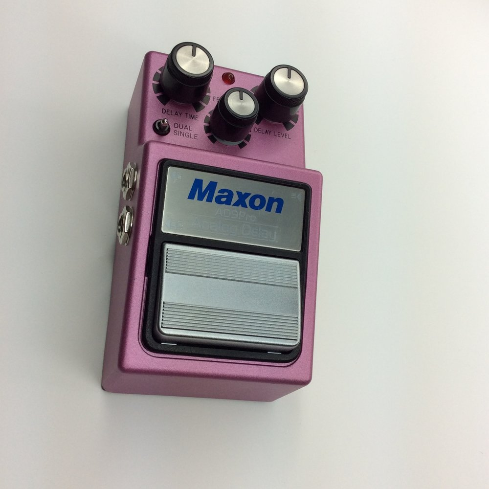AD9Pro Analog Delay  Make: Maxon