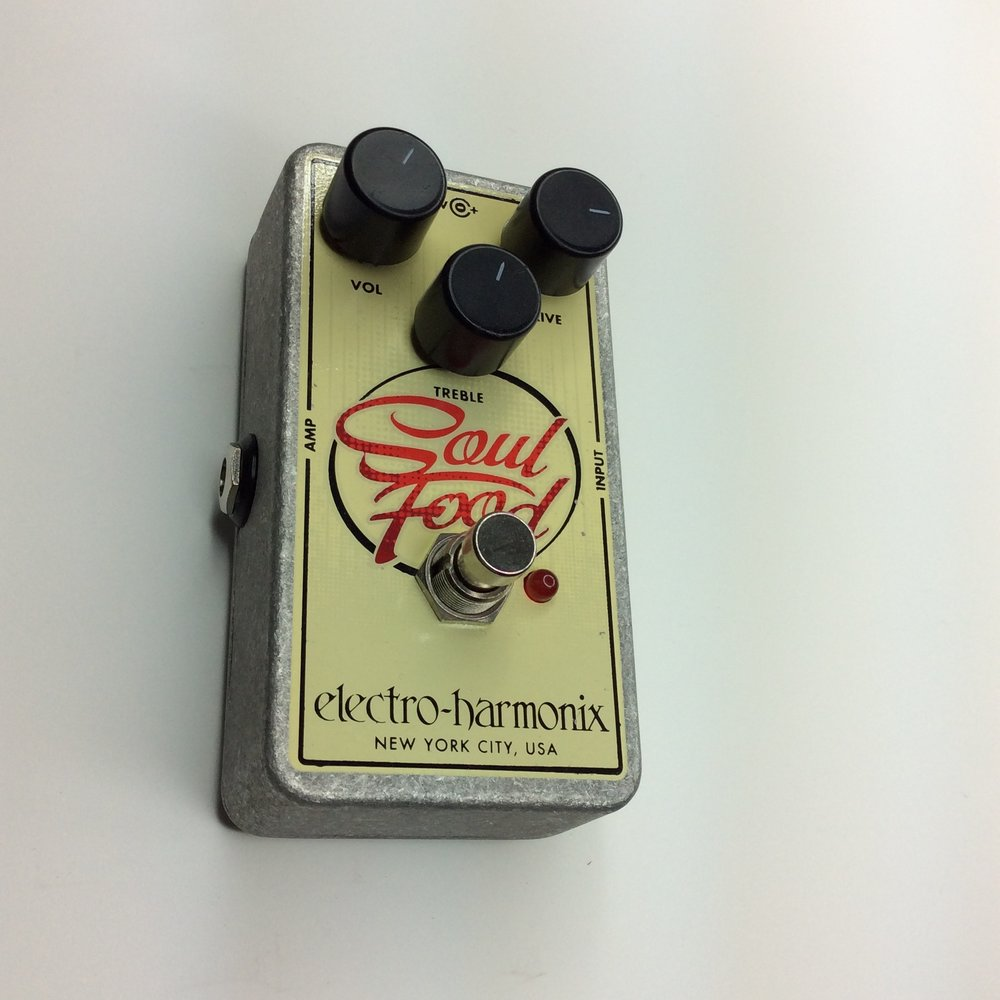 Soul Food  Make: electro-harmonix