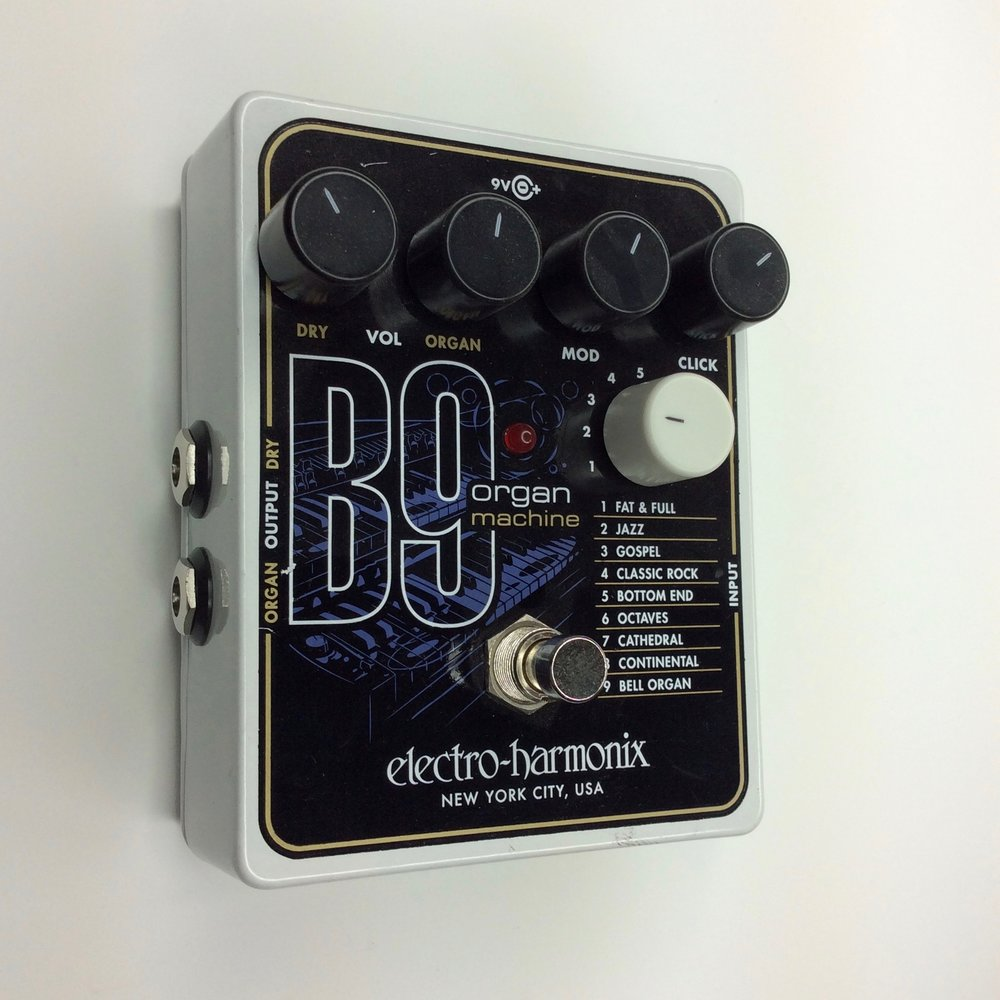 B9 organ machine  Make: electro-harmonix