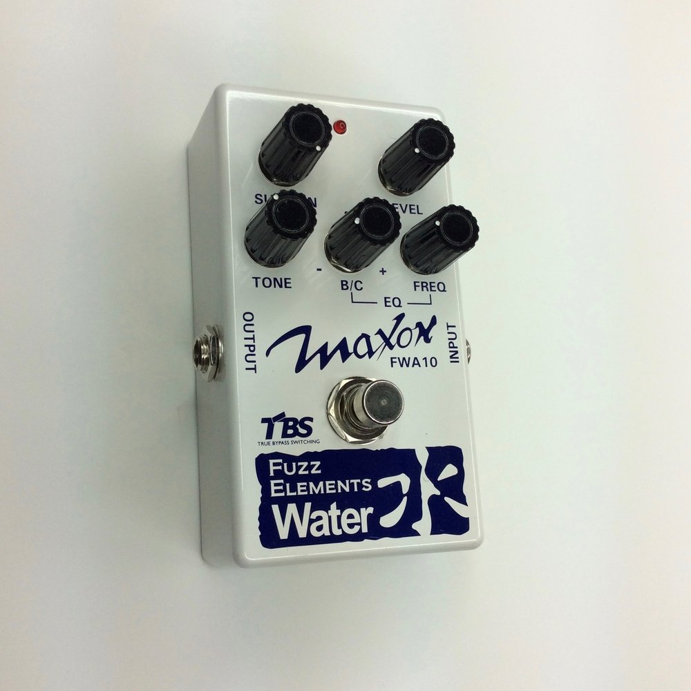 Fuzz Elements Water  Make: Maxon