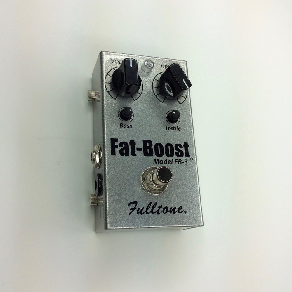 Fat-Boost Model FB-3  Make: Fulltone