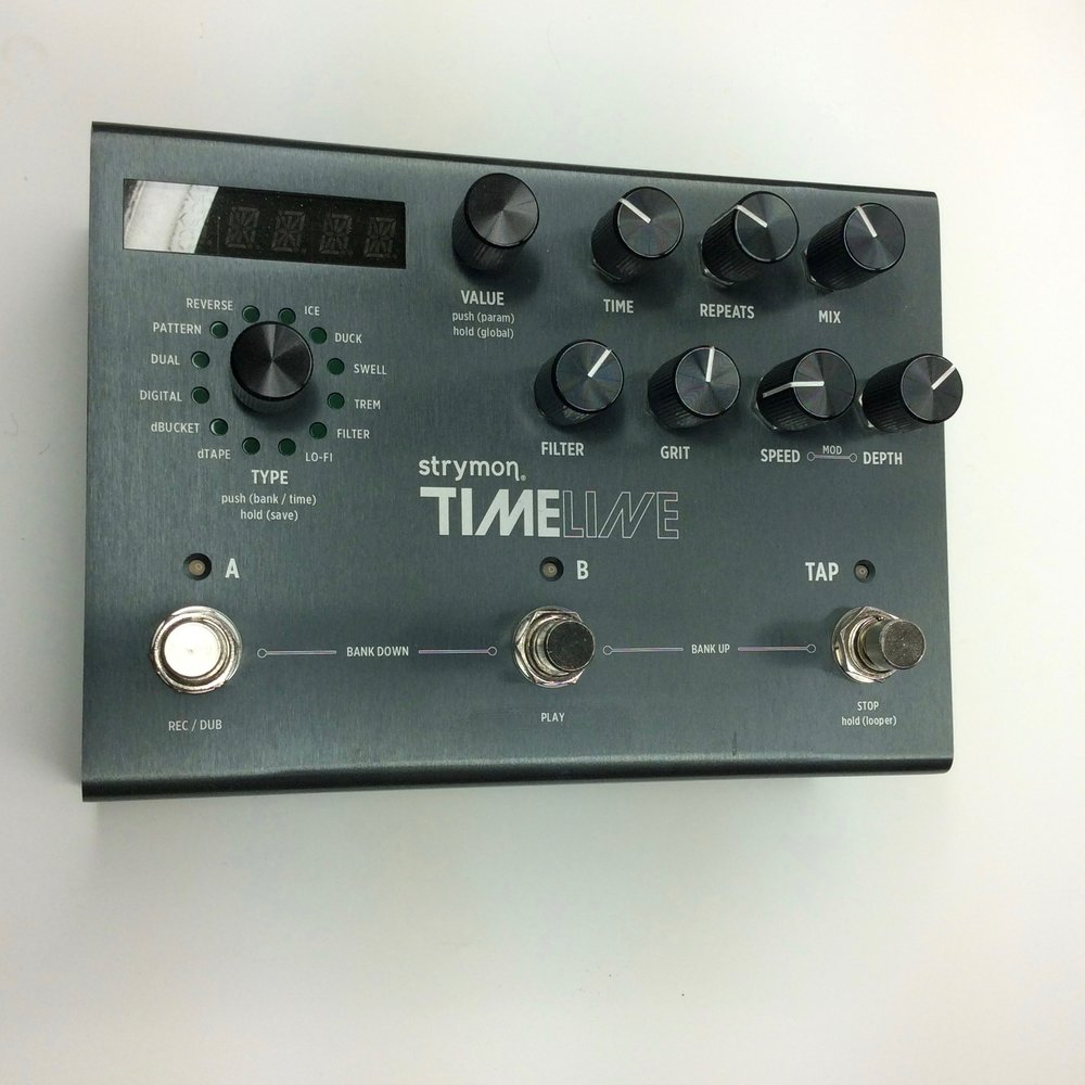 Timeline 2  (x2)  Make: strymon
