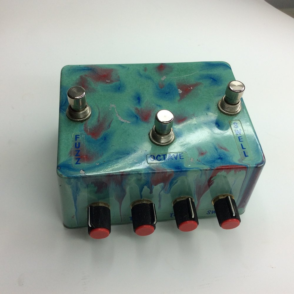 Custom Fuzz/Octave/Swell  Make: Custom