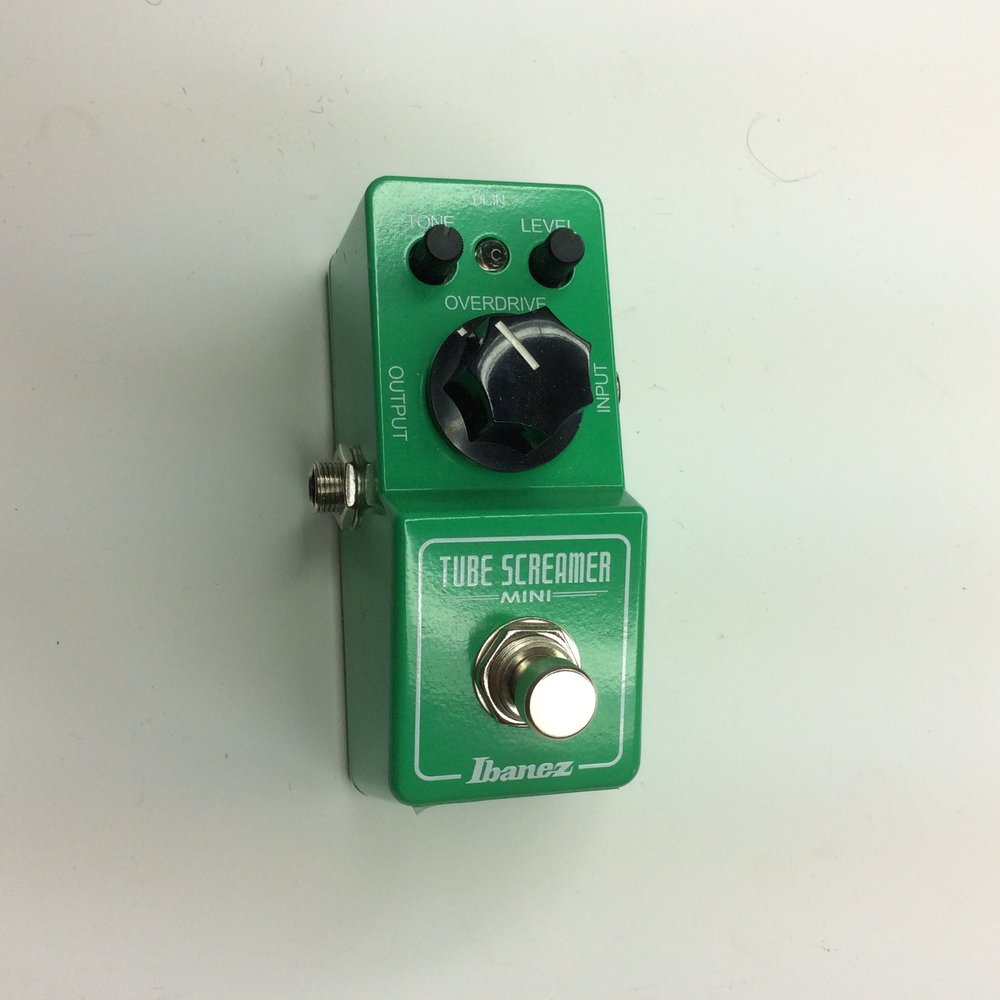 Tube Screamer  Make: Ibanez