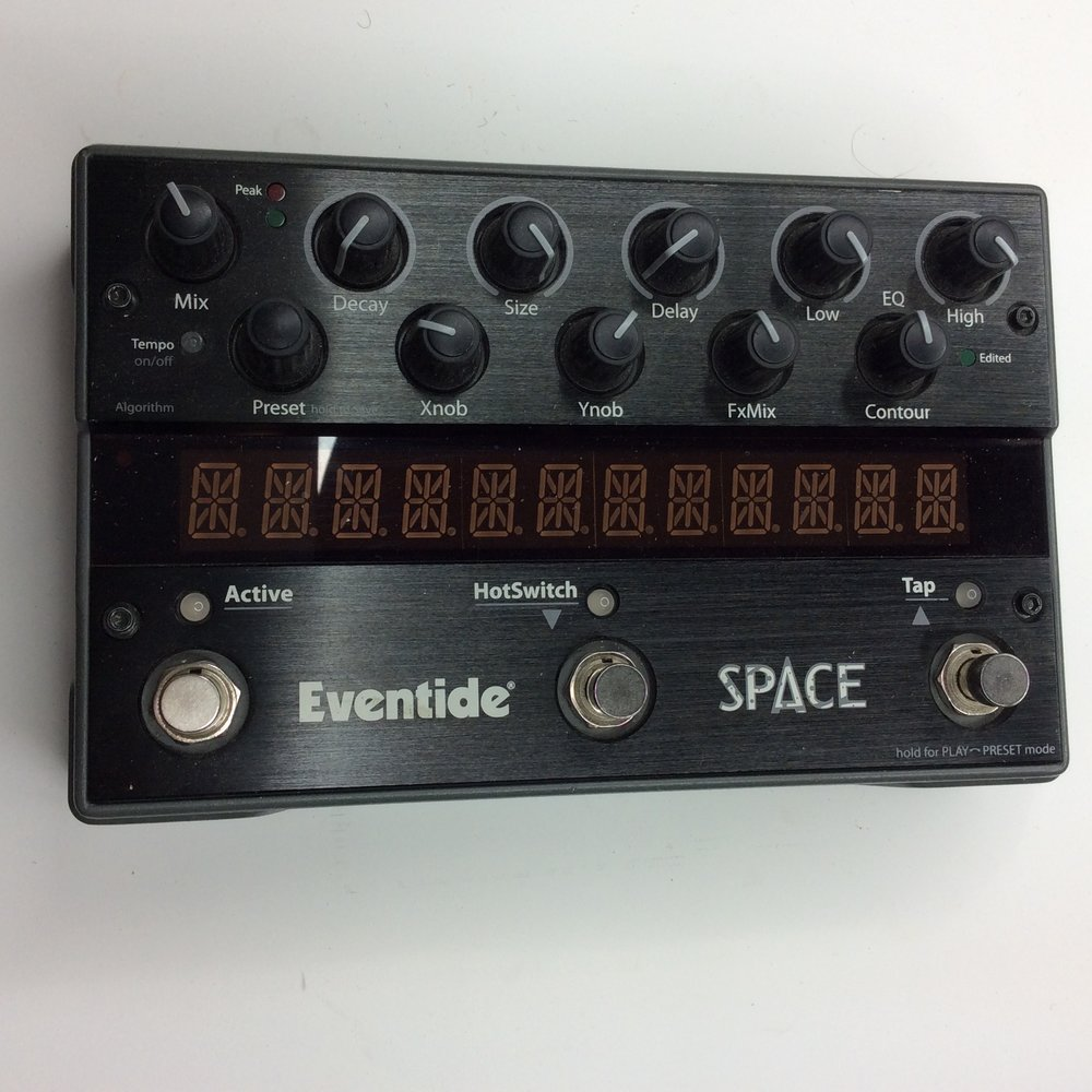 SPACE  Make: Eventide