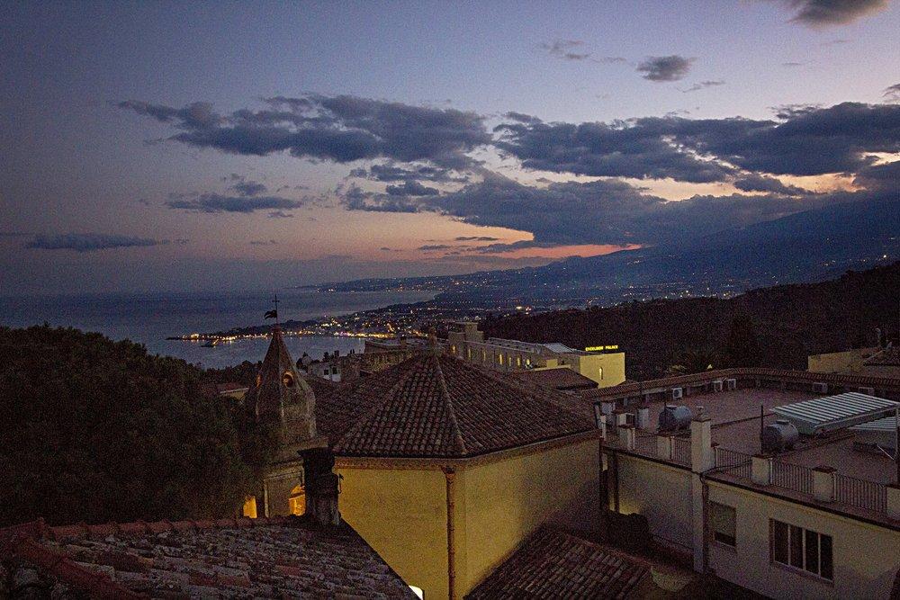 Taormina. Sicily