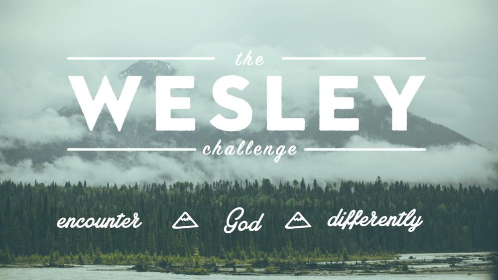 The Wesley Challenge