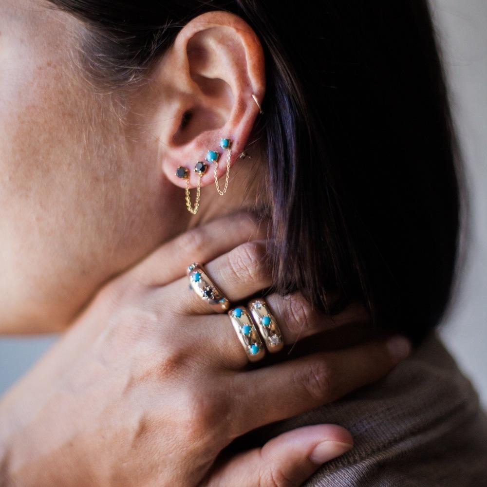 chain earrings and gypsy rings 2.jpg
