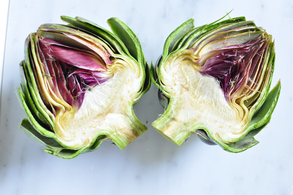 grilled artichokes with lemon worcestershire aioli | kitchen lush