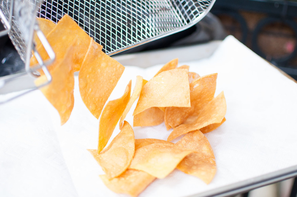 Easy Tortilla Chips | Kitchen Lush